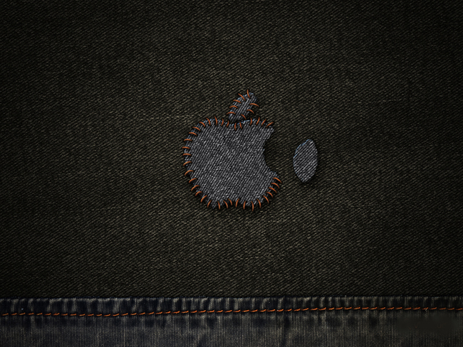 Apple Stitched