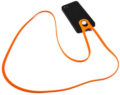 Creative product designs #31- The Leash, Stop leaving your phone behind
