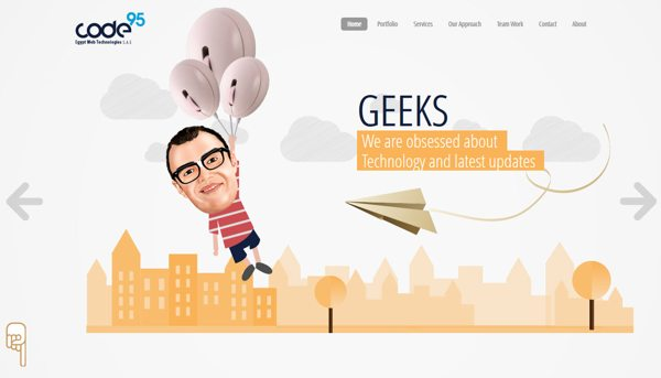 geeks stucck in web design collection