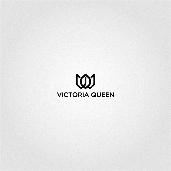 logo design inspiration 27 victoria queen by tutinin daniil