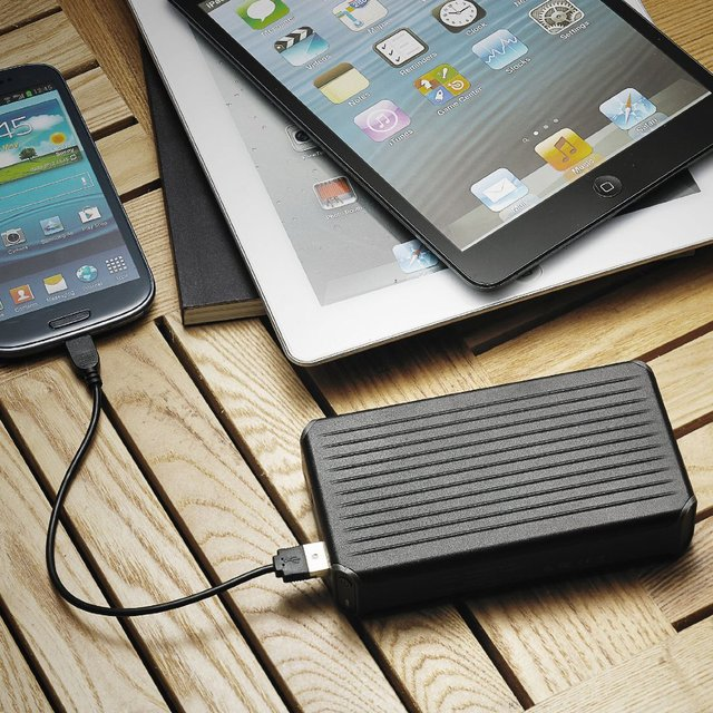 Creative product designs #37- USB Ports External Battery Charger