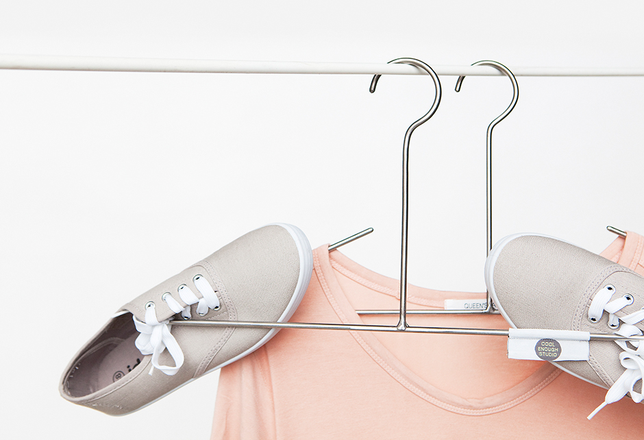 Creative product designs #37- HANGER by Cool Enough Studio
