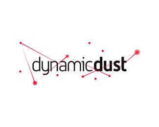 Logo design inspiration #31 - Dynamic Dust by Alex Tass