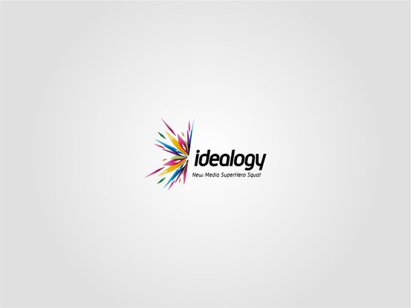 Logo design inspiration #30 - Idealogy by Brandberry