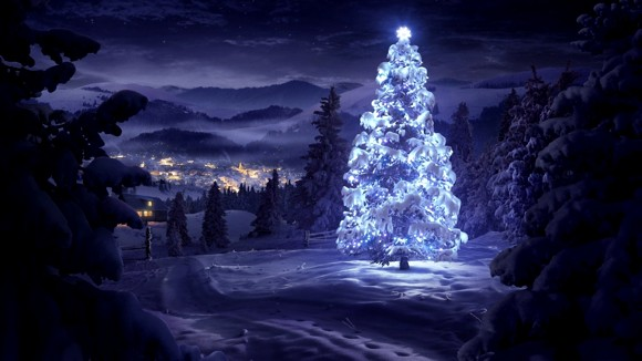 71 snow_tree_christmas_1920x1080_wallpaper