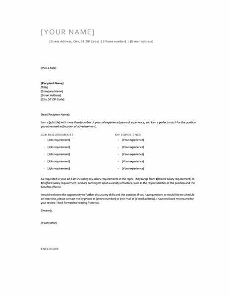 transfer within company cover letter - Cover Letter To Company
