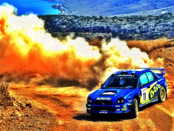 subaru rally car 40 Awesome HD Wallpapers Collection