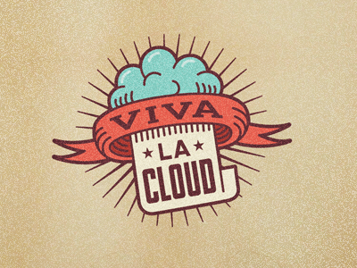 Viva La Cloud by Luis Lopez Grueiro