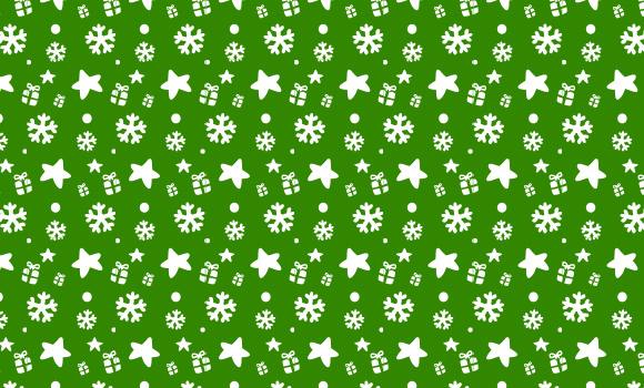 basic photoshop patterns stars presents christmas snowflakes