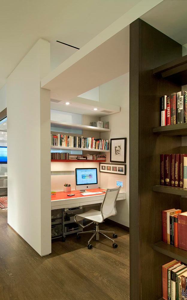 Elegant home office style 17 30 Creative Home Office Ideas: Working from Home in Style
