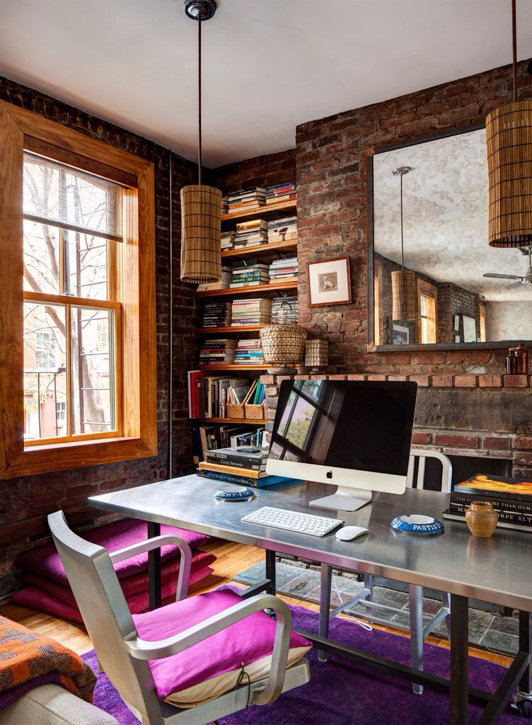 Elegant home office style 19 30 Creative Home Office Ideas: Working from Home in Style