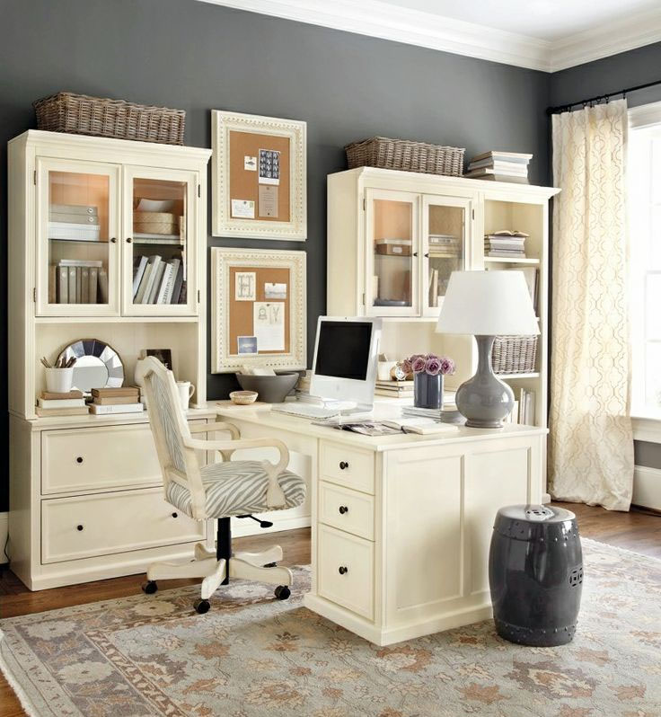 Elegant home office style 3 30 Creative Home Office Ideas: Working from Home in Style