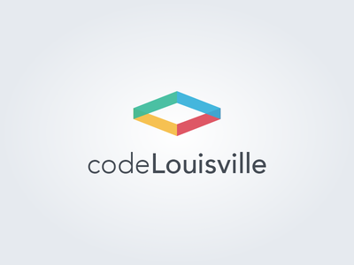 Logo design inspiration #33 - Code Louisville by Eric Rowan