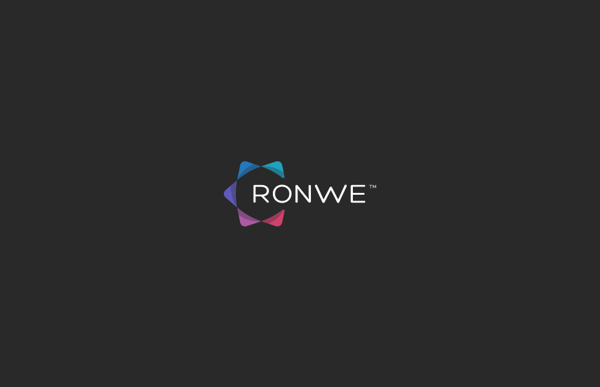 Logo design inspiration #33 - Ronwe Limited by Dominik Pacholczyk