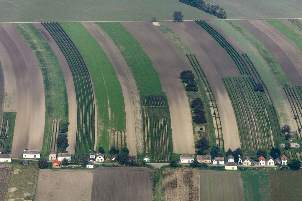 Aerial Photography of Klaus Leidorf