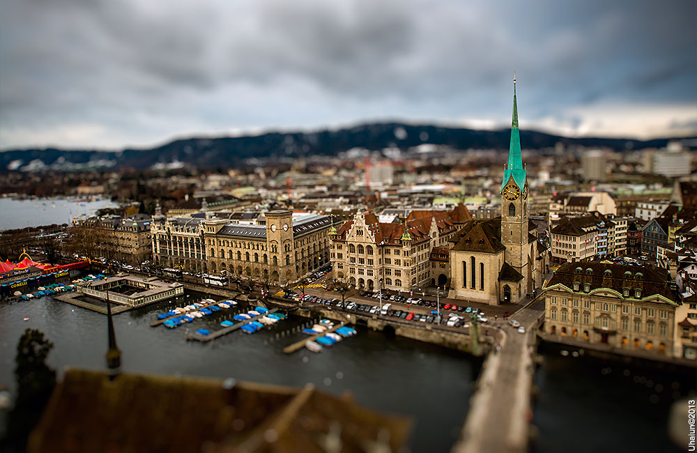 30 Impressive Examples Of Tilt-Shift Photography