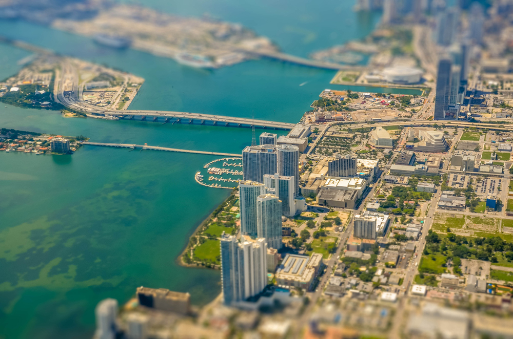 Miami - Tilt Shift