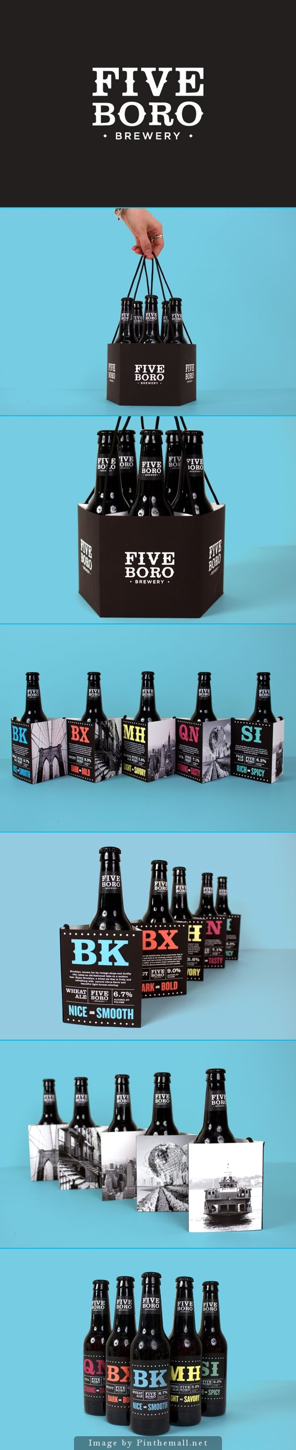Five Boro Brewery by Laura Toffolo