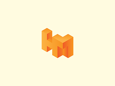 HM Logotype by Coderain Agency
