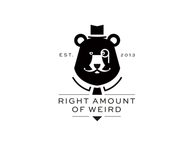 Right Amount Of Weird by Gareth Hardy