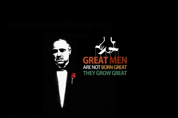 the godfather quote movie youtube channel art
