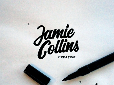 Jamie Collins Logotype