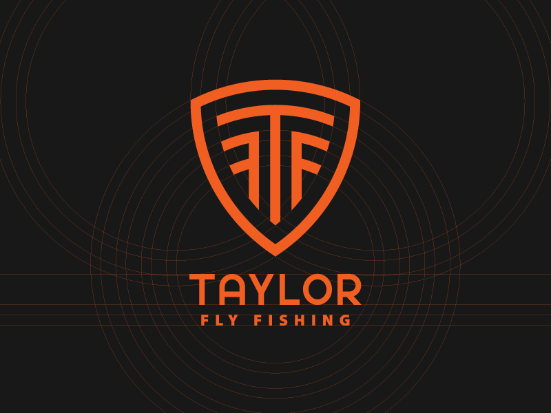 Taylor Fly Fishing re-branding concept by Emir Ayouni