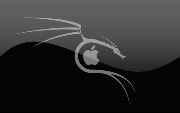 Mac Dragon Wallpaper