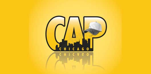 Cap Chicago 30+ Construction Logos