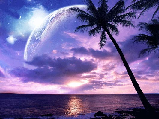 En La Playa Fantastic Sci Fi Wallpapers From Out Of World