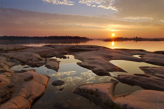 Georgian Bay Sunrise Best Sunrise Landscape Wallpapers