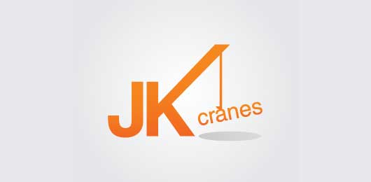 JK cranes 30+ Construction Logos