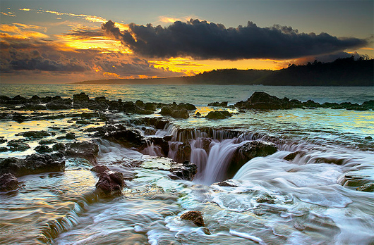 Kauai Maelstrom Best Sunrise Landscape Wallpapers