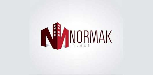 Normak 30+ Construction Logos
