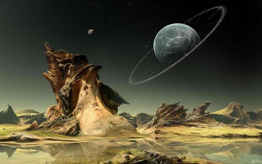 scifi wallpape Fantastic Sci Fi Wallpapers From Out Of World