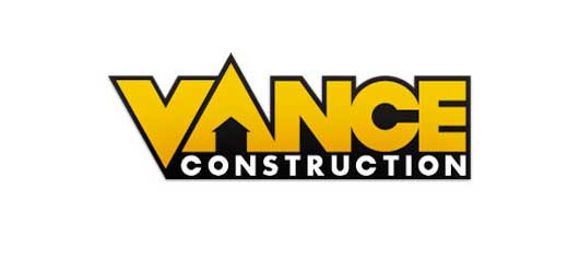 vance construction logo 30+ Construction Logos