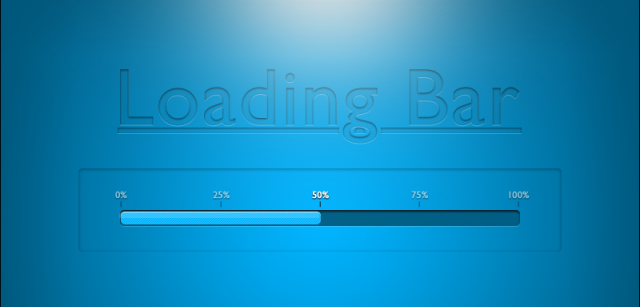 loading bar   free psd by grily d4g5him e1404225595585 30 Free Amazing PSD Loading and Progress Bar Designs