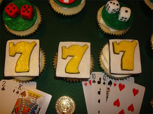 Casino Cupcakes1 Artistic Designs Collection of Casino Tokens