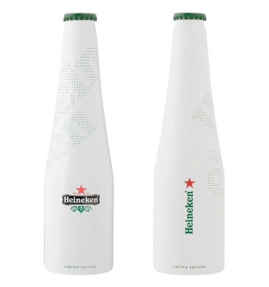 heineken11 20+ Beautiful Minimal Packaging Designs