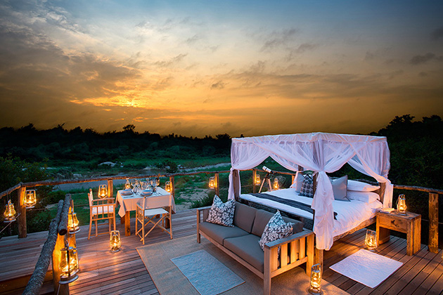 lion sands game reserve treehouse2 12 Creative and Innovative Tree House Designs