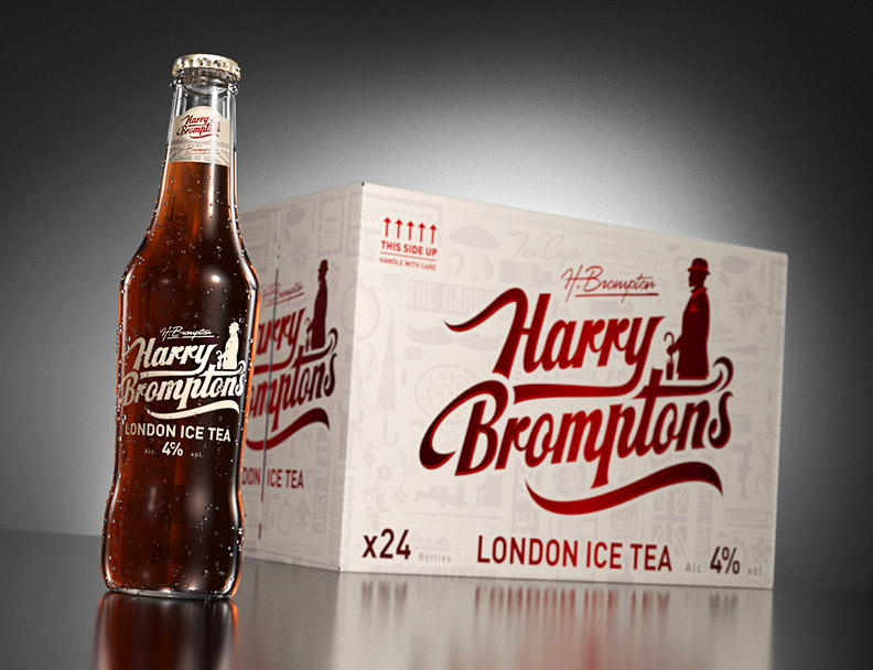 lovely package harry bromptons 11 20+ Beautiful Minimal Packaging Designs