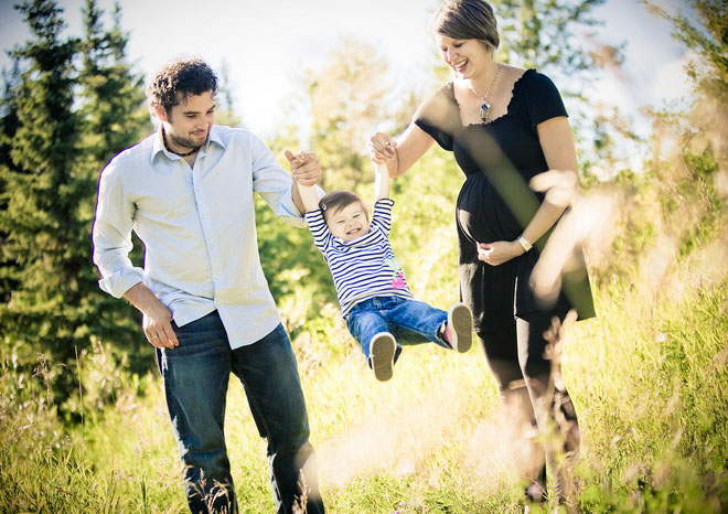 candid photography family