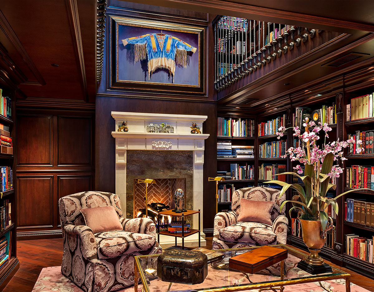 30 Classic Home Library Design Ideas 30 Classic Home Library Design Ideas Imposing Style