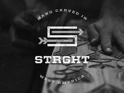 Strght Skateboards by Tavish Calico