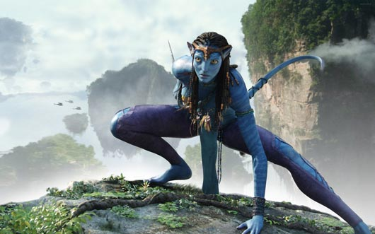 Avatar Neytiri HD Best HD Wallpapers Will Enhance Look of Desktop