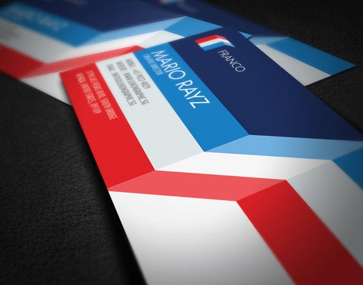 Franco business card Get Lots of Inspirations of Professional Business Cards