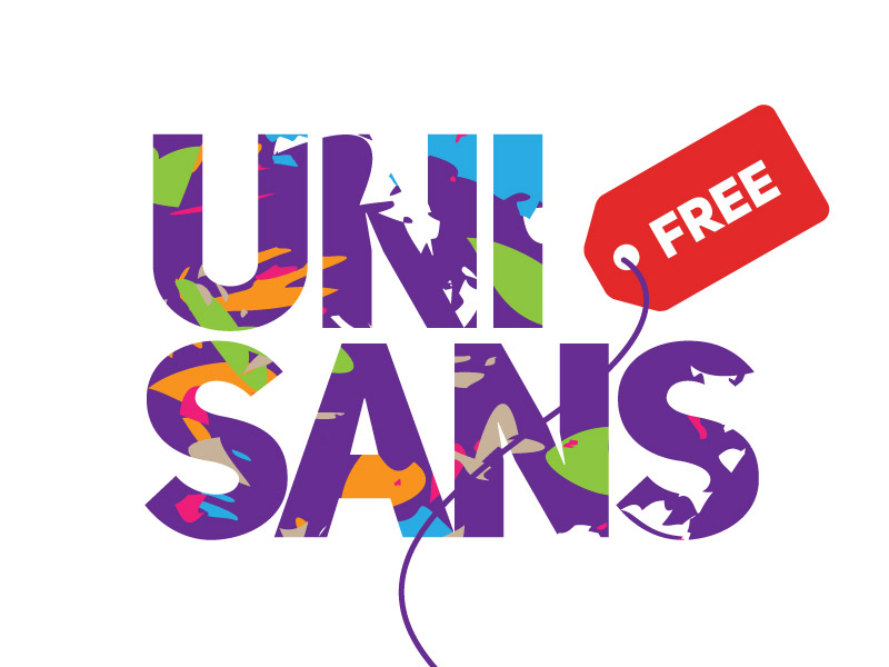 uni sans free by fontfabric 50 Free Fonts Youll be Tempted to Download