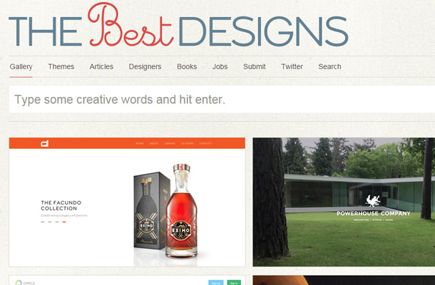 the best designs search form field