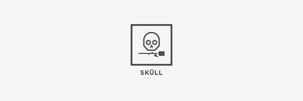 Skull by Kike Escalante