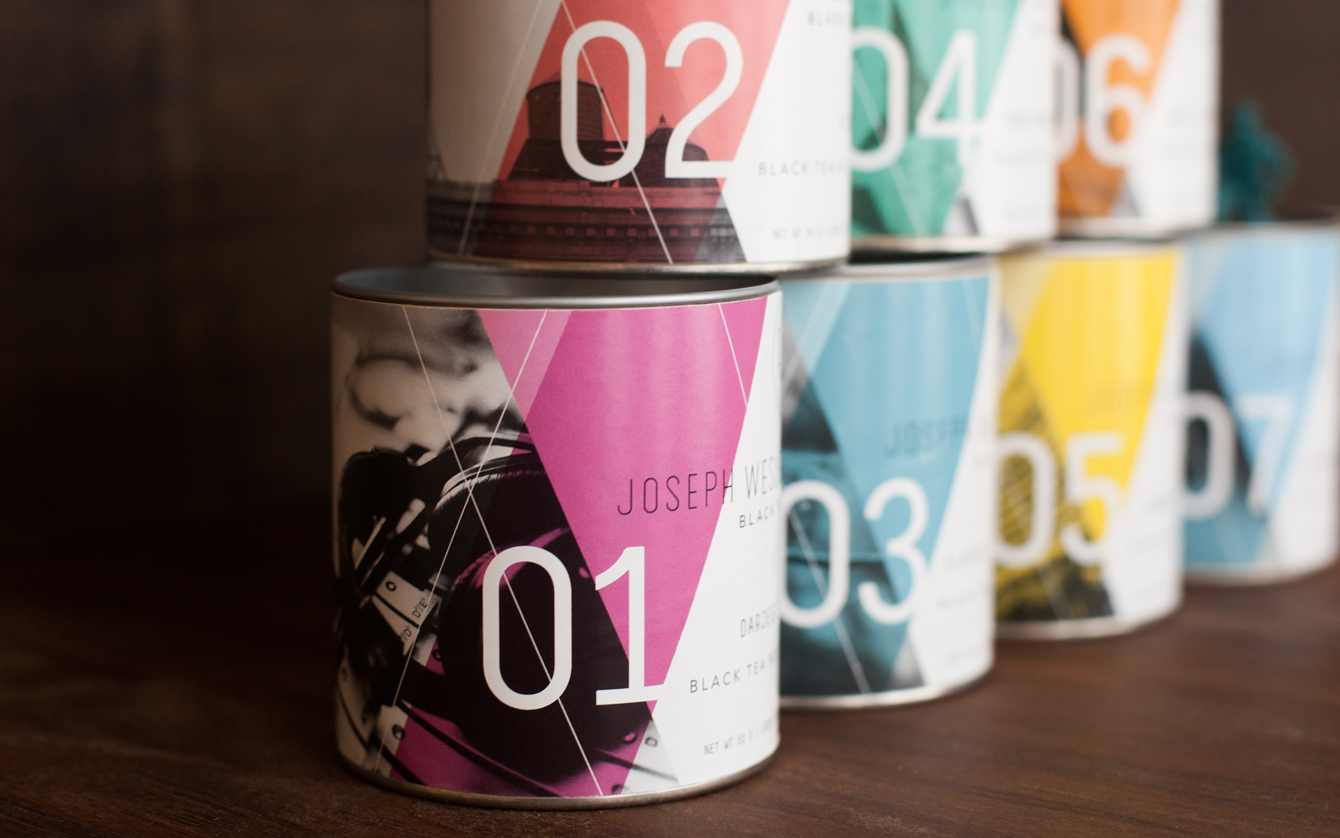 Joseph Wesley Black Tea by Foundry Collective